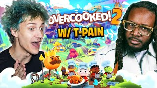 I DIDN'T KNOW @T Pain GOT THIS COMPETITIVE?! | NINJA