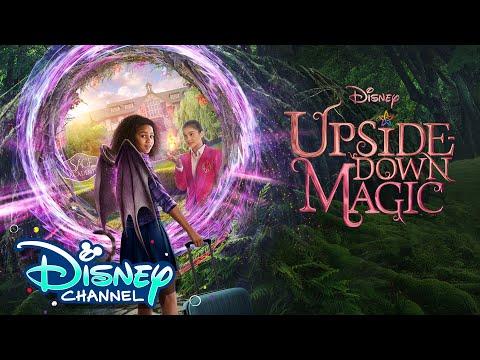Upside-Down Magic Movie Trailer