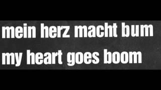 DAF - Mein Herz macht bum