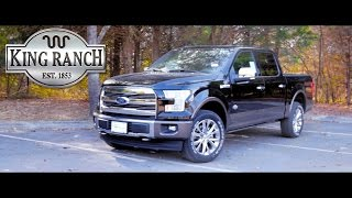 2017 F-150 King Ranch Review @FordOfMurfreesboro