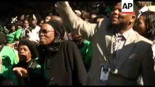 Top Funeral Honours For Struggle Stalwart Albertina Sisulu