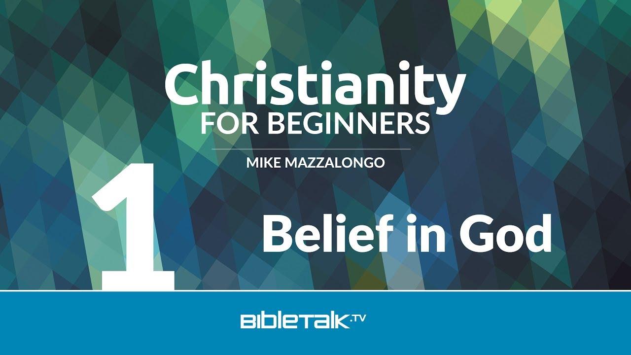 1. Belief in God