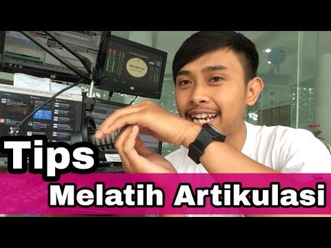 Video Tips Melatih Artikulasi - Alan Albana