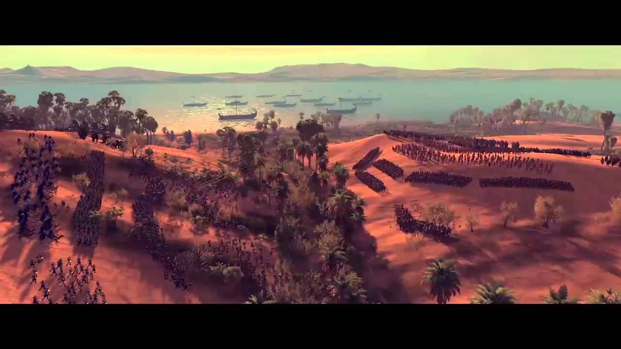Обложка видео Трейлер #2 Total War: Rome 2
