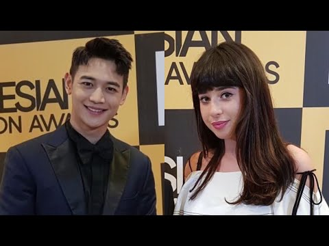 MINHO SHINee & FOXES di Indonesian Television Awards 2017