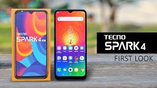 Tecno Spark 4 Price in Pakistan with Complete Review and Specifications