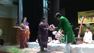 36th annual Chandigarh Sangeet Sammelan Video Clip 4
