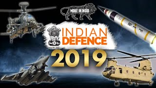 Indian Defence 2019 - 10 Big Defence Inductions By Indian Military In 2019 | Defence Rewind 2018