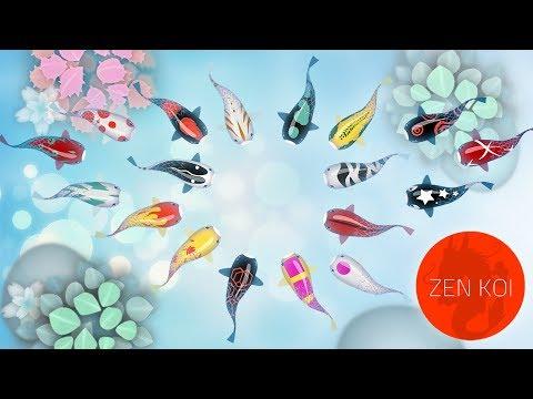 Vídeo do Zen Koi - Breed & Collect Fish
