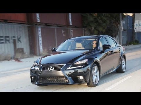 2014 Lexus IS Review - Kelley Blue Book