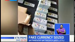 Detective arrest one suspect involve in printing and distributing fake currency