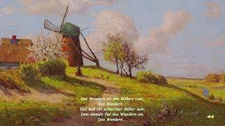 """Jonas Kaufmann✦♬ """"Das Wandern"""" von Franz Schubert"""