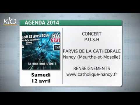 Agenda du 7 avril 2014