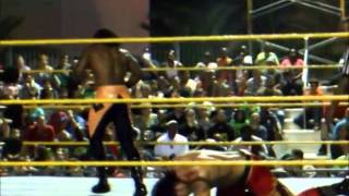 Rick Victor vs. Xavier Woods - FCW 3/16/2012