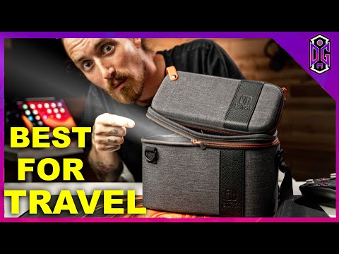 I Found The Ultimate Switch Travel Case - PDP Pull and Go