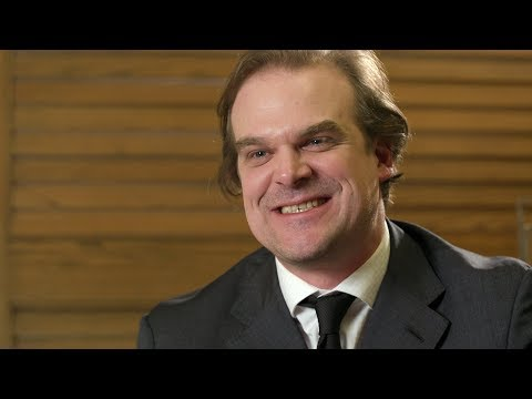 David Harbour Talks 'Stranger Things' Season 3 Plans – Dubai International Film Festival