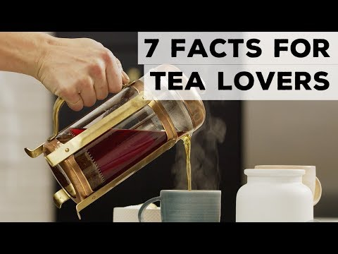 7 Facts for Tea Lovers | Food Network