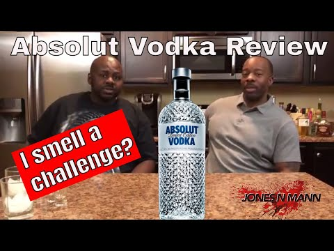 Absolut Vodka Review
