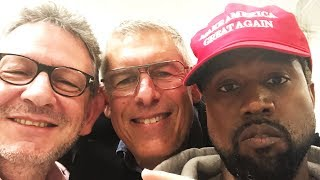 Kanye Rivals Trump In Stupidity