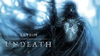 TES V mod Undeath Нежить #3 Жреца надо было убить!