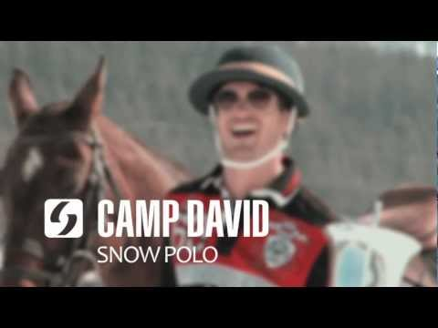 "CAMP DAVID - ""Making of"" Fotoshooting ""SNOW POLO"""