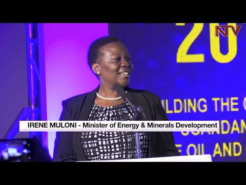 Uganda's Commercial Oil production to start in 2023 - Minister Muloni