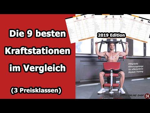 Kraftstation kaufen 2019 💪 ➡️ Die 9 besten Kraftstationen im Vergleich [3 Preisklassen]