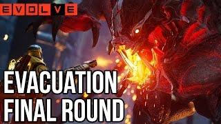 Evolve Evacuation ENDING Gameplay Walkthrough - Hunters Day 5 - Multiplayer (XB1 HD)