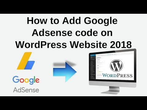 Learn How to Add Google Adsense Code on Your Wordpress Website