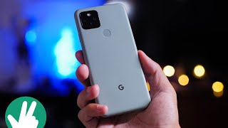 Google Pixel 5 and Google Pixel 4a 5G Unboxing and Design Impressions