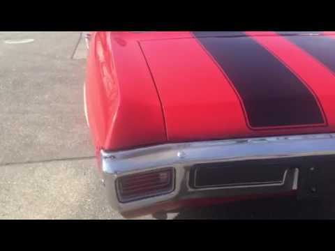 Video of '70 Chevelle SS - LDIC