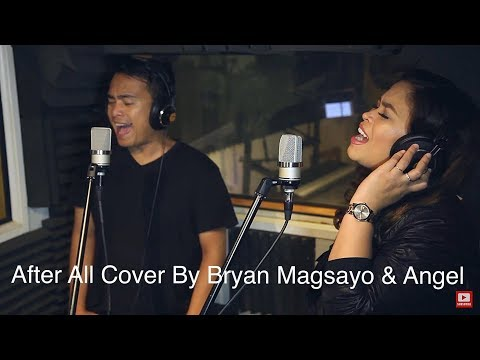 Peter Cetera - AFTER ALL Cover By Bryan Magsayo And Angel Mp3