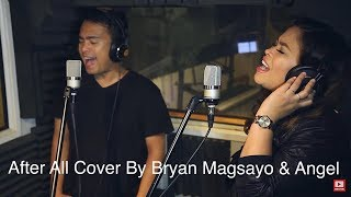 Peter Cetera - AFTER ALL Cover by Bryan Magsayo And Angel