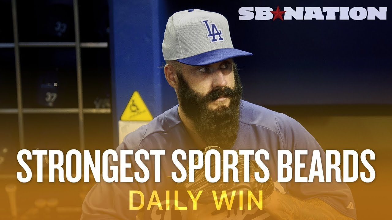 The world's strongest sports beards (Daily Win) thumbnail