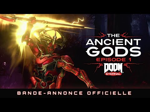 Trailer pour la date de sortie de The Ancient Gods: Episode 1 de DOOM Eternal