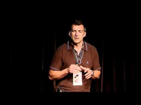 Tim Jarvis - TED Talk