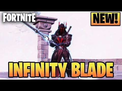 Ouvir Musica How To Always Get The Infinity Blade Fortnite Season