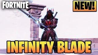 Infinity Blade Sword Is Op Video Video
