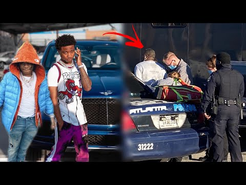 Roddy Ricch & 42 Dugg Video Shoot Reportedly 🔫 Up In ATL Leaving 3 W0unded😳!?