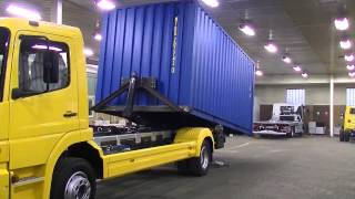 Kontener Morski, Seecontainar, Hackenlift, Sea Container, Shipping Container, Eurotechnik