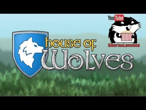 House of Wolves с Сибирским Леммингом [бесплатная флешка]