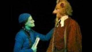 Wicked the musical- Something Bad