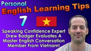 English Speaking & Fluency Tips 7 - English Pronunciation Tips for Vietnamese Speakers
