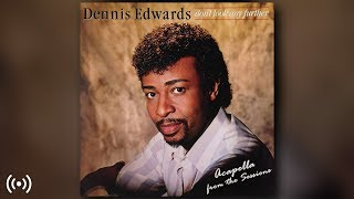 Dennis Edwards ft.  Siedah Garrett - Don't Look Any Further (Acapella from the Sessions) [HQ]