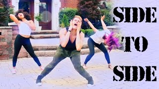Ariana Grande - Side To Side | The Fitness Marshall | Cardio Concert by The Fitness Marshall