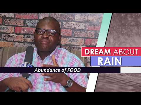 DREAM ABOUT RAIN - Find Out The Biblical Dream Meanings