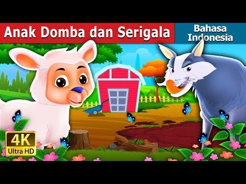 Anak Domba dan Serigala   Dongeng anak   Dongeng Bahasa Indonesia