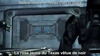 Red vs Blue OST - A Girl Named Tex - Lyrics + Traduction FR [RvB Vostfr Version]