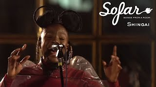 Shingai (of Noisettes)   Revolutions | Sofar London