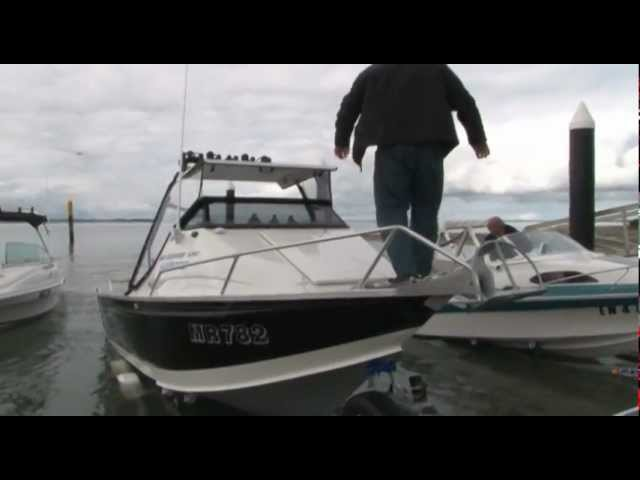 LAUNCH YOUR BOAT SOLO - Boating Basics